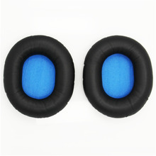 Headphone Replacement Earpads Ear Pads Cushions For Sennheiser HD8 HD8 DJ HD6 Mix Headphones Sponge Set Headset Ew# цены