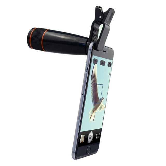 Universal Clip on Phone Lens