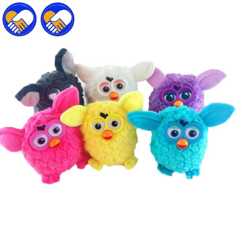 EIN SPIELZEUG EIN TRAUM Elektronische Spielzeug phoebe 7 farben Elektrische Haustiere Plüsch spielzeug Aufnahme Reden Spielzeug Weihnachten Geschenke mit Furbiness boom