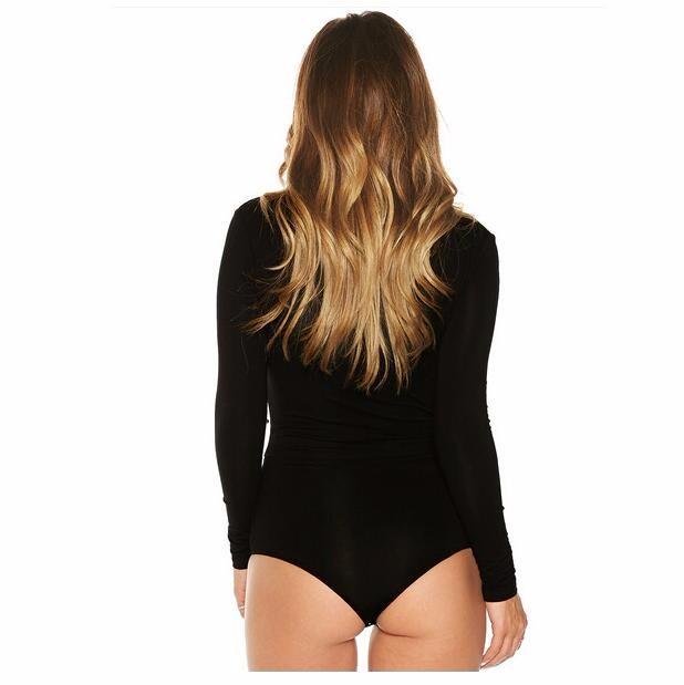 HTB1Tjh7OpXXXXcRXVXXq6xXFXXXr - FREE SHIPPING Sexy Body feminino Long sleeve shirt women  JKP255