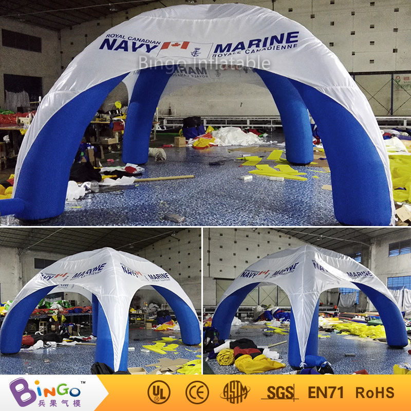 Outdoor Event 6M /20ft Car tent Waterproof 4 Legs Inflatable Spider Tent Inflatable Tent with Free shippinp Free Blower toy tent 2016 women fashion brand leather bag female drawstring bucket shoulder crossbody handbag lady messenger bags clutch dollar price
