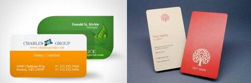 Beste Pirce Kostenloser Versand 350gsm Glatte Matt Laminiert Kunstdruckpapier Visitenkarten Runde Ecke Visitenkarten Top Qualität