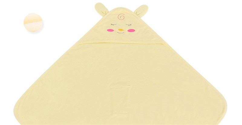 Baby Wrapped Blanket Warm Care (32)