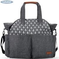 WaterProof Maternity Mummy Bag for Baby Nappy Bag Diaper bag Stroller Organizer Multifunctional Baby Nursing Bag For Baby Care