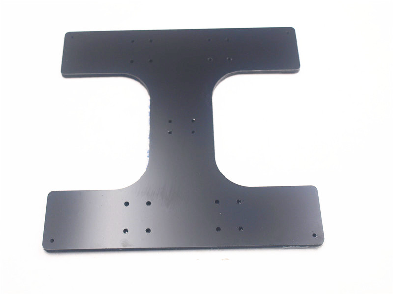 Funssor 6mm Aluminum Composit Y Carriage Plate For Anet E10 Hotbed Support  Melamine Plate