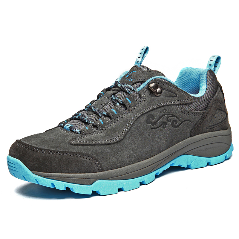 ФОТО shoes outdoor sneakers clouds off-road gray brown shoes for man winter waterproof