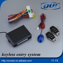 Universal Car Remote  Lock Good Quality Auto Keyless Entry System Central Door Lock Vehicle Keyless Go With Car Finding