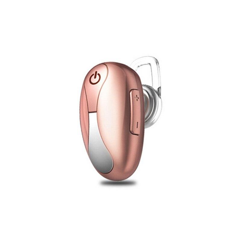 El más nuevo mini k17 wireless bluetooth headset manos libres de auriculares mic