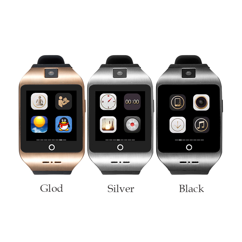 font b Smart b font Watch I8s Bluetooth smartWatch Wearable Devices Support ios Android Phone