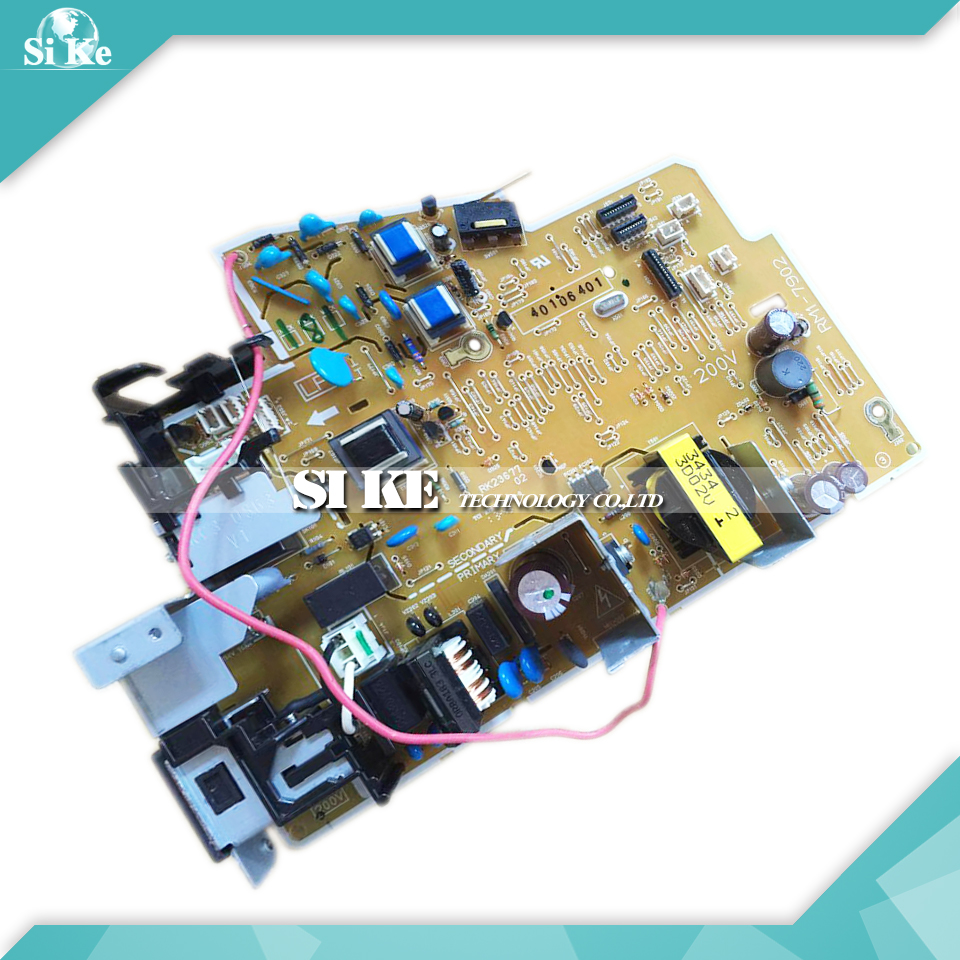 LaserJet Engine Control Power Board For HP M1214 M1216 M1218 M1214NF M1216NF 1214 1216 1218 Voltage Power Supply Board kls s320bci m high voltage board