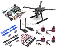 F450 450mm 500 PCB 500mm Quadcopter Frame Kit W APM2 8 Controller Board M8N GPS 30A