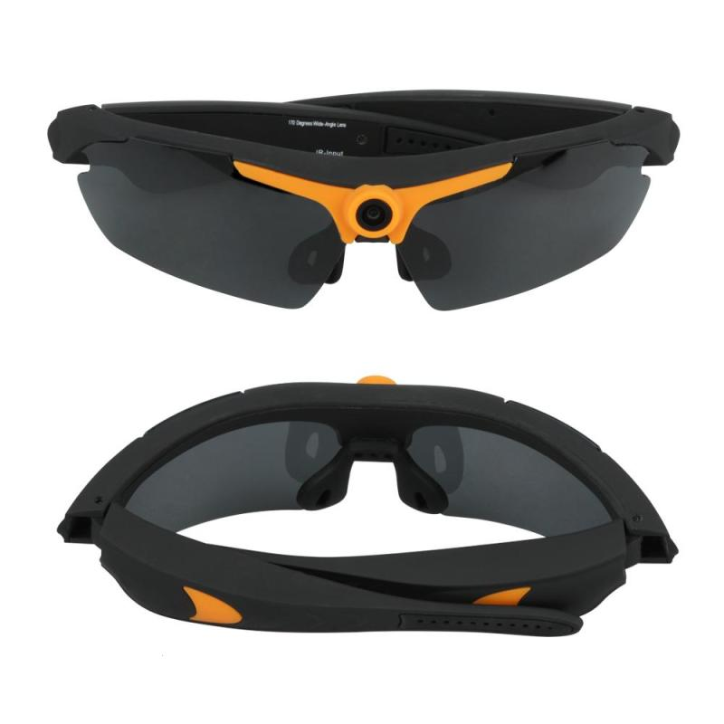 1080P HD Mini Video Glasses Camera Wide Angle Digital VCR Outdoor Extreme Sport Sunglasses Mini Camera