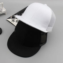 56dc60d9b6b26b Boy Baseball Caps Net Cap Letter Design 3-9 Years Old Kid Snapback Caps High