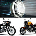 High Quality Universal Super bright Motorcycle Headlight Conversion CB Series Headlight motorcycle accessories