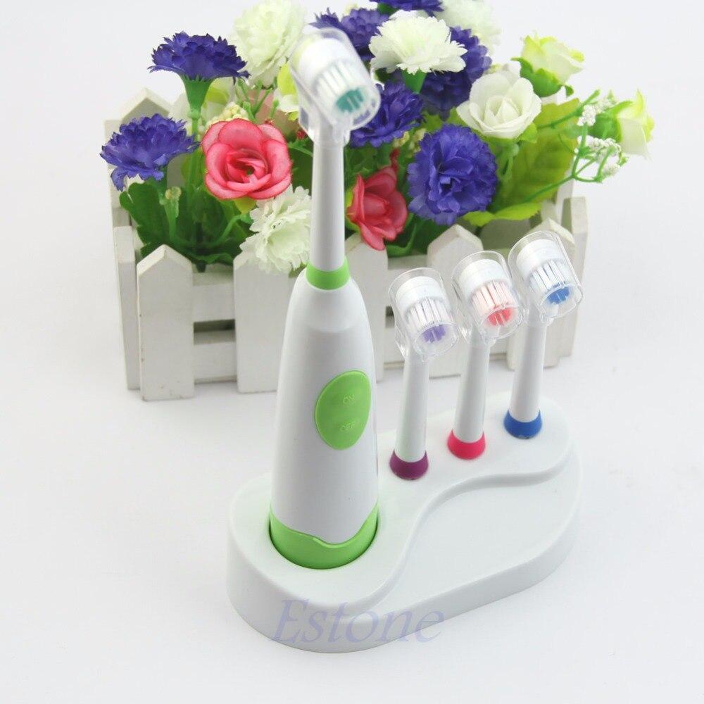 Профессиональный Уход за полостью рта зубы щеткой Электрическая Зубная щётка для oral B Vitality Braun