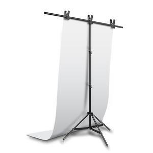 Image 2 - 68x130cm 27*51inch White Matte PVC Photo Photography Seamless Water proof Studio Lighting Backdrop Background Cloth