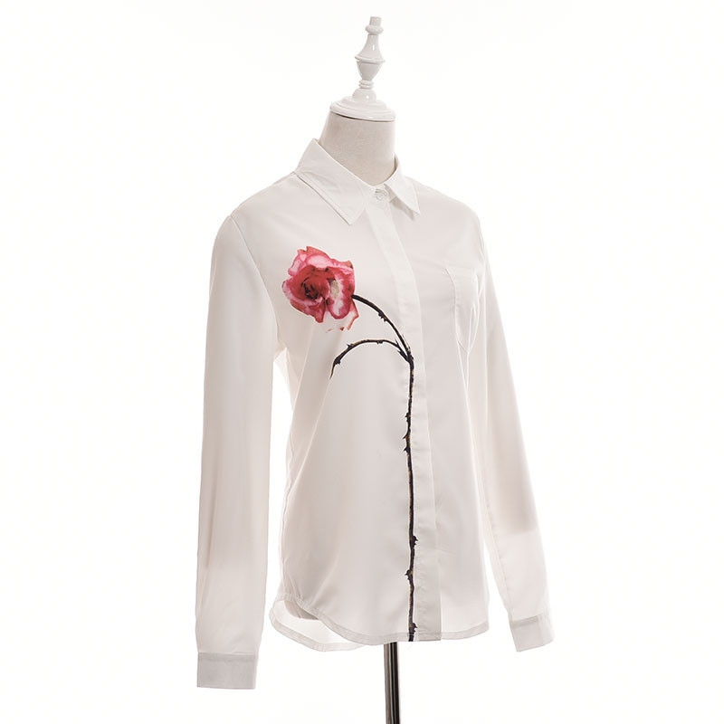 HTB1TjmoMVXXXXaHXVXXq6xXFXXXR - Spring Autumn Rose Flower Printed Long Sleeve Women