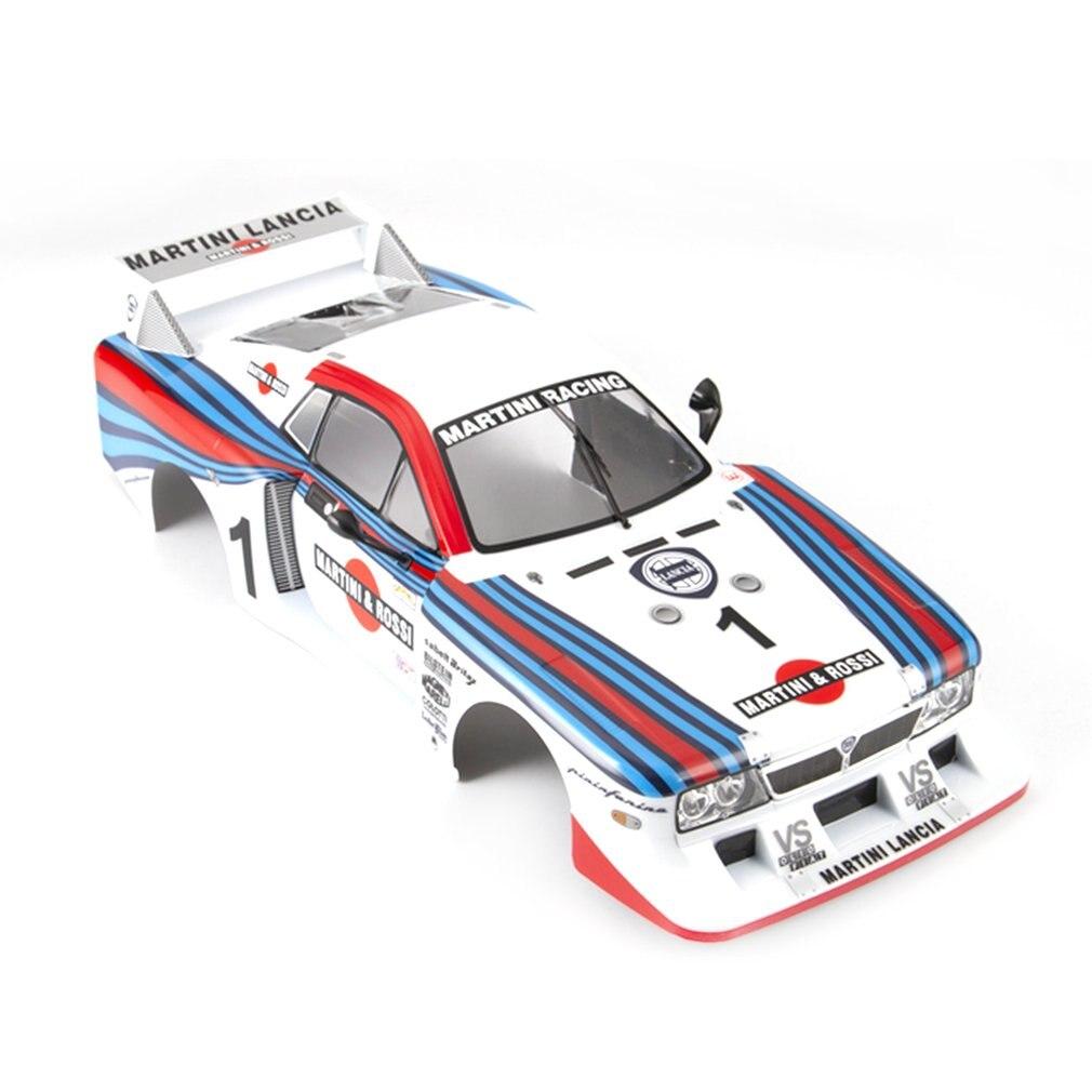Killerbody Lancia Beta Montecarlo (1981LM & 1979 Giro D'Italia) RC Car Body Shell Frame Kit For 1/10 Electric Car DIY Parts