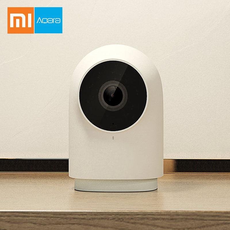 Xiaomi Aqara G2 1080P Smart Camera Intelligent Network Surveillance Camera 2MP AI Function APP Control Gateway