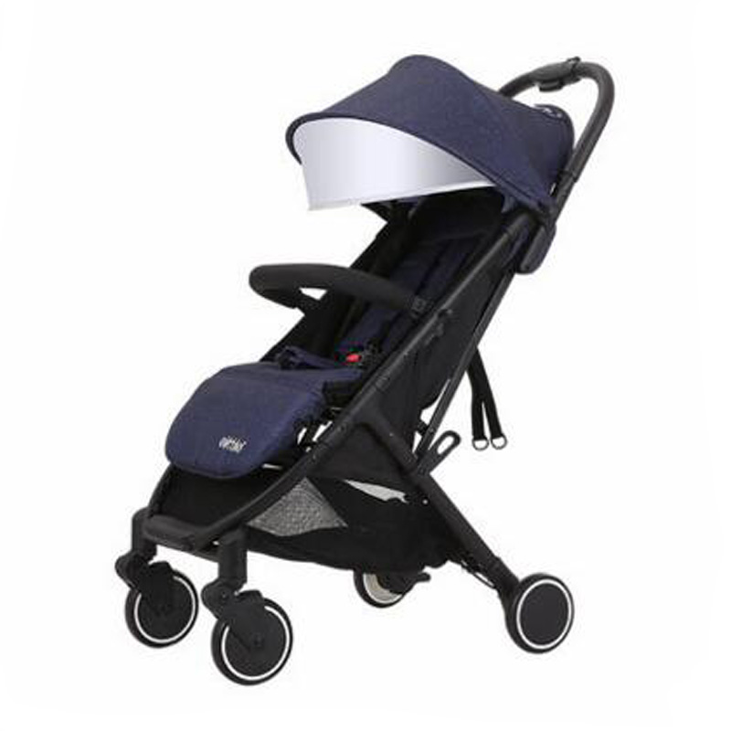 High quality baby cart portable parachute car can lie in a portable children's car baby cart of homehang cart lcd