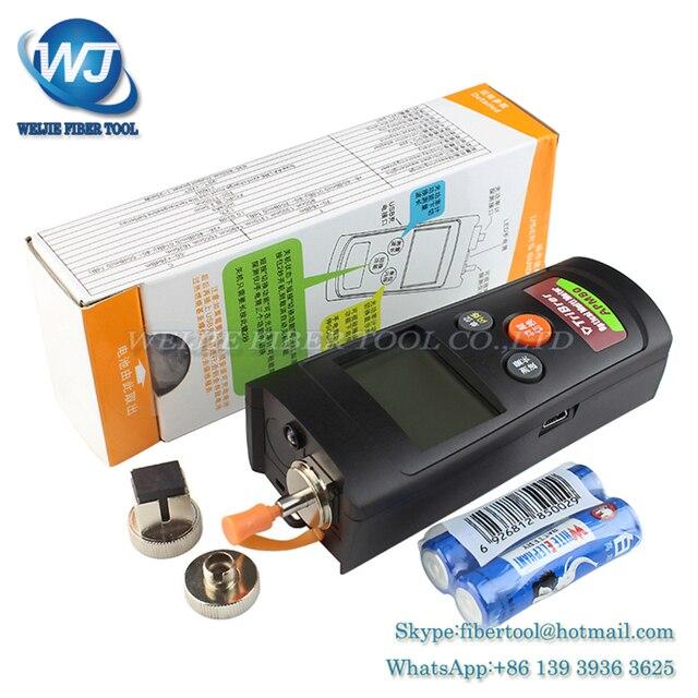 Tribrer APM-80 OPM Миниый handheld типа Измеритель Оптической Мощности Волоконно-Оптический Инструмент-70 ~ + 6dBm