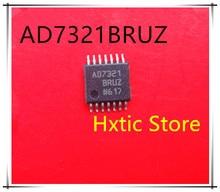 NEW 10PCS  AD7321BRUZ AD7321BRU AD7321 TSSOP-14