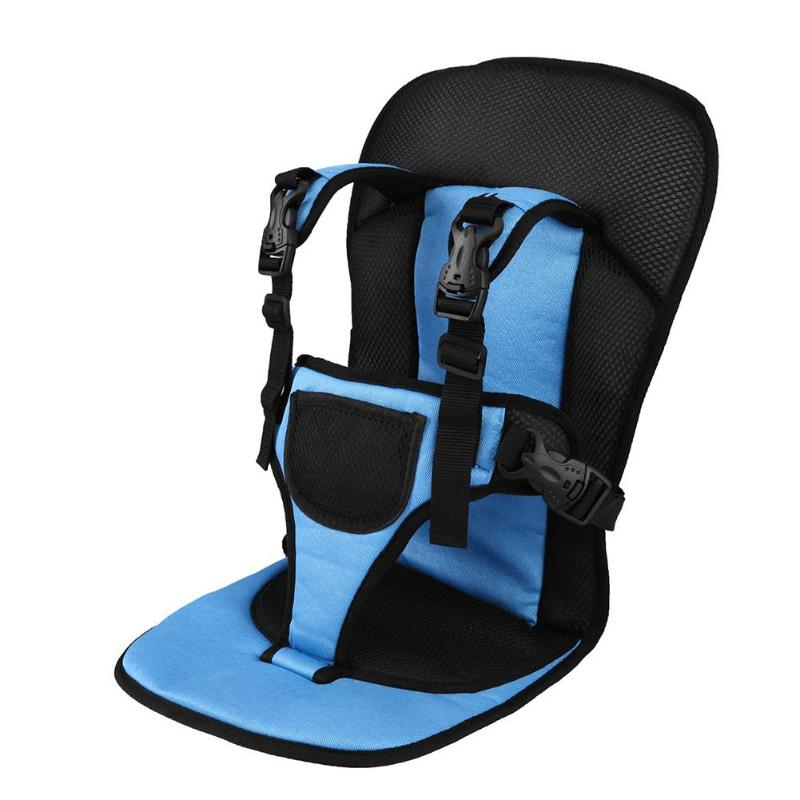 Infant Safe Seat Cushion Portable Baby Safety Stroller Seat Pad Children Chairs Soft Thickening Sponge Kids Car Seats Accessory
