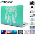 For Macbook Pro 13 15 2018 Touch Bar A1989/A1707/A1990 Beautiful Dream Catcher Case For Air 12 11.6 13.3 A1502 Air 13 2018 A1932