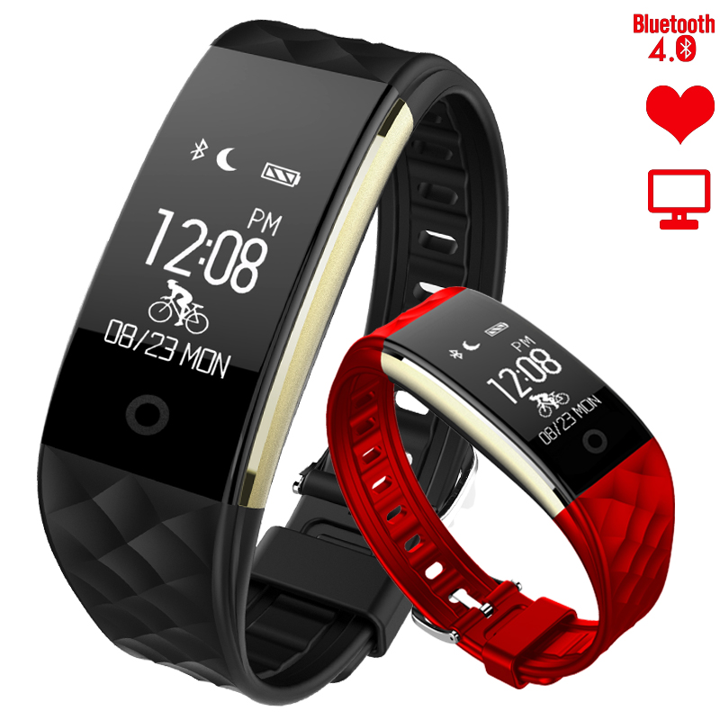Smart Watch Women Men Heart Rate Monitor Blood Pressure Pedometer Sport GPS Smart Bracelet OLED Touch Smartwatch for IOS Android 2018 men women smart bracelet sport watch bluetooth heart rate blood pressure calories pedometer led smartwatch for android ios