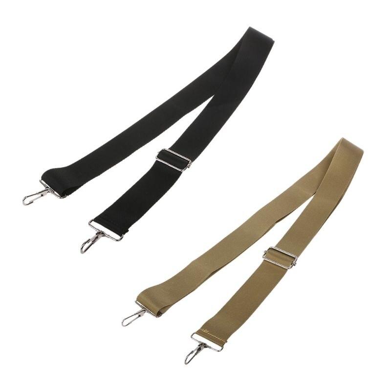 Nylon Bag Strap For Men Shoulder Belt Crossbody Strasp Briefcase Laptop Case 150x3.8cm