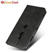 For Sony Xperia XZ3 Wallet Case Flip Magnetic Cover For Sony Xperia XZ1 XZ2 Compact XA1 XA2 Ultra Phone Case Leather Z1 Z2 Z3(China)