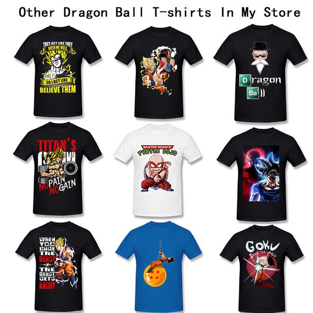 New Arrival Dragon Ball T Shirt