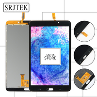 For Samsung Galaxy Tab 4 7 0 SM T230 T230 Full LCD Display Panel Black Touch