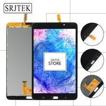 Für Samsung Galaxy Tab 4 7,0 SM-T230 T230 Voll LCD Display Panel + Schwarz Touchscreen Digitizer Glass Assembly Ersatz