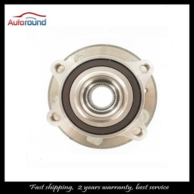 Front Rear Wheel Hub Bearing Assembly  For Ford Edge Flex Taurus Lincoln Mks Mkt