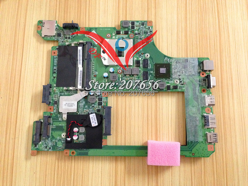 ФОТО Fit For lenovo B560 motherboard 48.4JW06.011 10203-1 LA56 MB graphic card on board 100% tested working