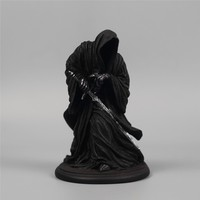Exclusive Original Garage Kit Classic Toy 15cm The Lord of Rings Nazgul with Sword Action Figure Collectible Model Loose Toy