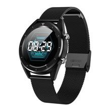 Bluetooth Smart Watch ECG Heart Rate Monitor Fitness Tracker Smartwatch IP68 Waterproof Sport Pedometer Watch Reloj Inteligente цена