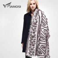 VIANOSI 2016 Women S Cozy Tartan Blanket Scarf Wrap Shawl Neck Stole Warm Brand Soft
