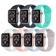 DIDI Bracelet for Apple watch 42mm Silicone for iWatch Band 38mm Women for Apple Watch Bands 42mm 38mm Series 4 44mm 40 Straps