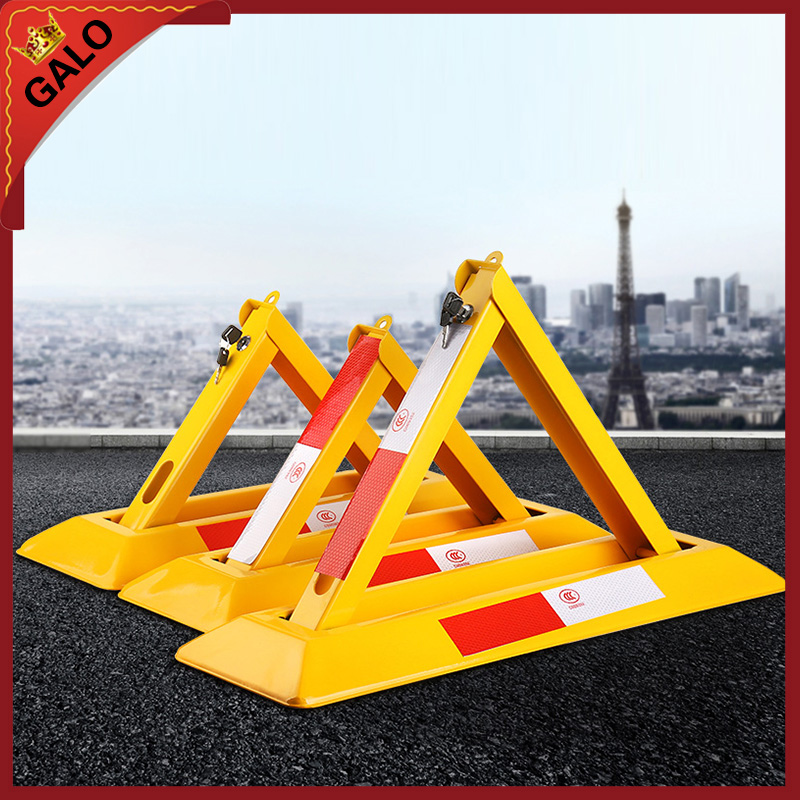 Car Auto Position Lock Close Device Parking Place Stop Car Steering Wheel Lock Simple And Economical Parking Lock