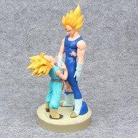 One Piece Action Figures Anime Dragon Ball 16 Generation 2 Martial Arts Super Saiyan Bertitt Nanke