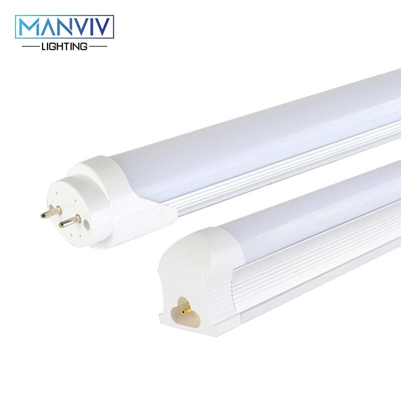 led tube t5 t8 light 220v 9w 2ft 60cm pvc plastic led fluorescent tube wall lamp warm white cold. Black Bedroom Furniture Sets. Home Design Ideas