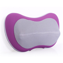 Massage equipment manufacturers  multi functional cervical massage pillow body car home care and health care of the back pad