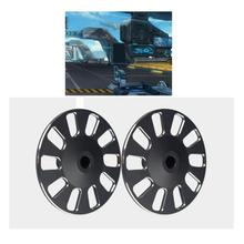 2Pcs Aluminum Alloy Protective Wheel Anti-Collision Part For DJI RoboMaster S1 Protective Wheel/Screwdriver/Screws цена