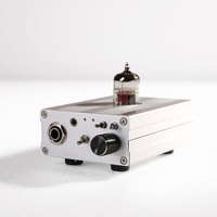 XU 3D 2 amp machine class A USB sound card tube DIY headphone amplifier