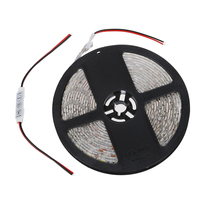 5 м 5050 SMD белый водонепроницаемый 300 светодиодные ленты свет лампы диммер + контроллер
