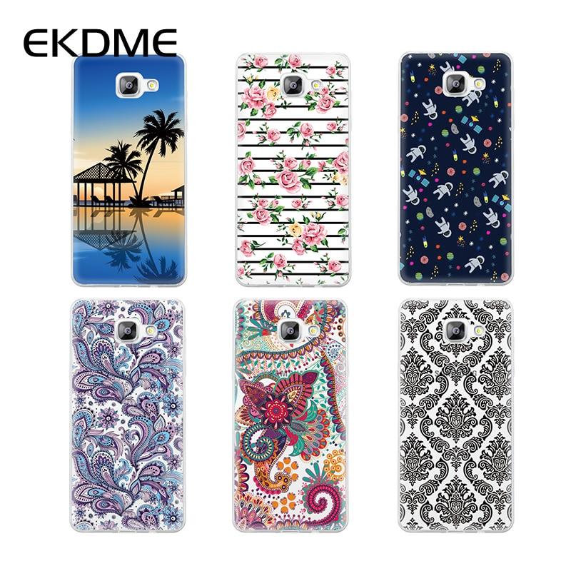 Galleria fotografica EKDME Pattern Phone Case Cover For Samsung Galaxy J5 A5 A7 J7 J3 J1 mini 2016 A3 2016 S5 S6 S7 edge S3 S4 Note 4 5 Grand Prime