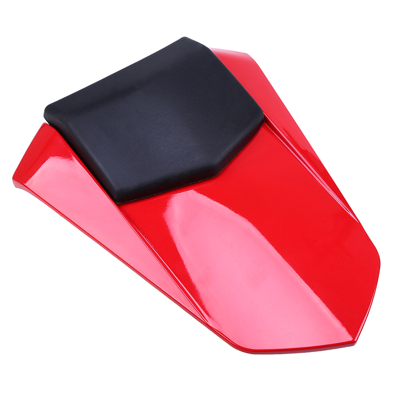 ABS Plastic Rear Seat Fairing Cowl Cover Motorcycle Accessories For Yamaha YZF R1 2007 2008 Unpainted Rear Seat Fairing Cover