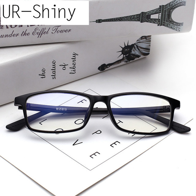 787e9e1ca7 Light TR90 Men Eyeglasses Frame Brand 2018 Plastic Titanium Retro Clear  Myopia Optical Designer Glasses Frame Women GJC510A